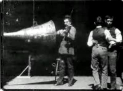 The Dickson Experimental Sound Film (1894)