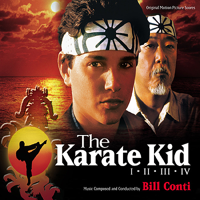 The Karate Kid 1984 - was Daniel the real bully?