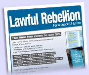 John Harris - It's an Illusion, the Answer: Lawful Rebellion