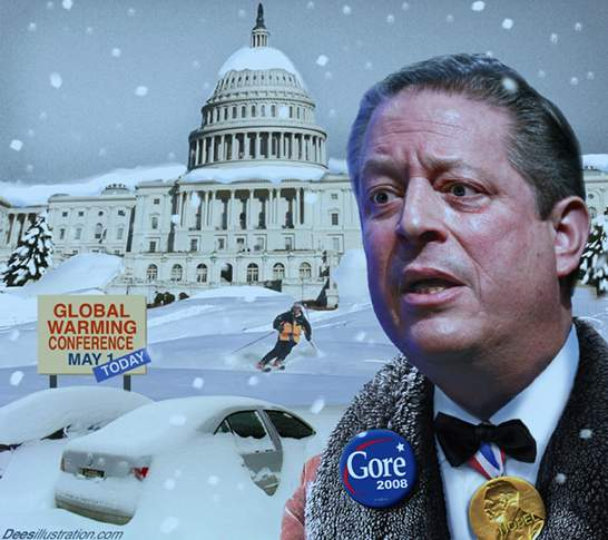 Al Gore confronted on Climategate in Chicago
