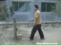 Brick Kicking Kung Fu