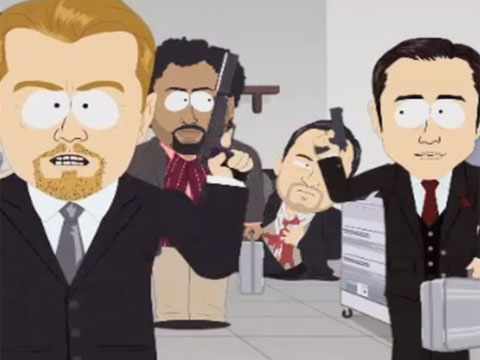 South Park explains Inception