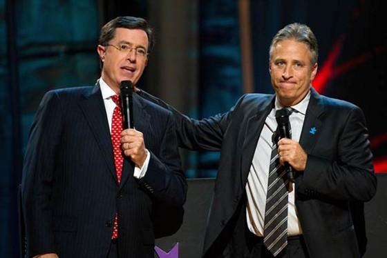 Rally to Restore Fear/Sanity (Jon Stewart and Stephen Colbert)