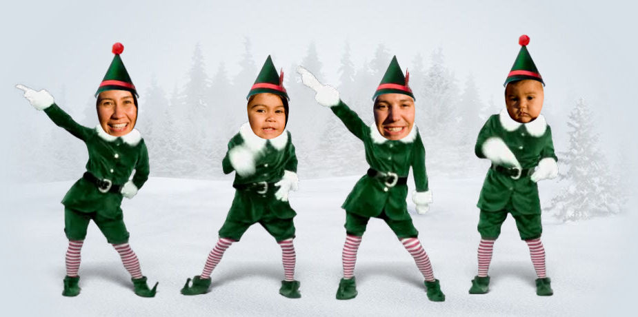 Elf Yourself (2010)