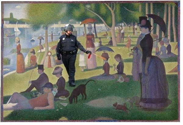 Best Viral Remixes of 'Pepperspray Cop' Meme