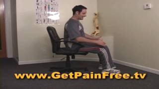 How To Sit Properly To Prevent Damage and Back Pain