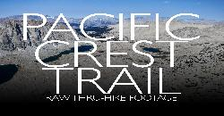 Epic 5-month journey across the Pacific Crest Trail in 1s clips