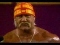 Hogan sends a sexual message