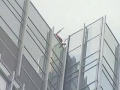 French Spiderman scales new heights