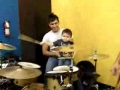 Baby Drumming (Segen Max with Abandon)
