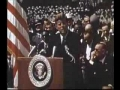 John F. Kennedy Moon Speech - Part 1 of 2