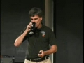 Randy Pausch's Last Lecture: Acheiving your Childhood Dreams