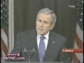 Bush explains the war in Iraq