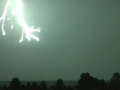 Amazing Slowmo Lightning Storm
