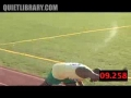 Usain Bolt Celebrates Early ... Very Early
