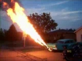 Car Flamethrower