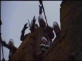 Monty Python and the Holy Grail - The Frenchmen Taunt