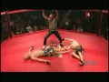 MMA Double Knockout