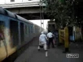 Close-call at the Shadabthi Express
